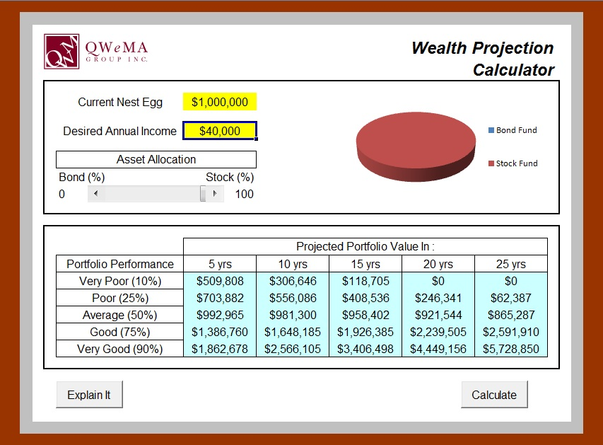 wealth-projection-calculator